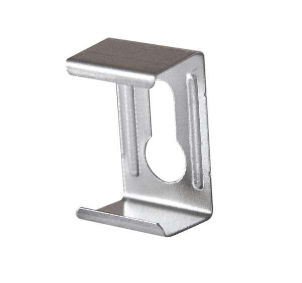 Montageclip / Befestigungsklammer für LED Alu-Profil LAP-11, LAP-31 und LLP-461 / Clip für LED-Leiste