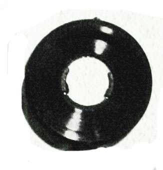 Kunststoff-Unterlegscheibe M6 für Rackschienen
