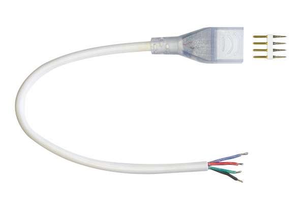 Anschlusskabel für TPU Outdoor RGB LED Strip