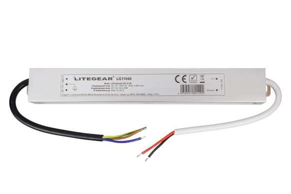 LED Trafo Treiber Netzteil DC 12V / 30W VA-12030M / OD 12-30 Outdoor IP66