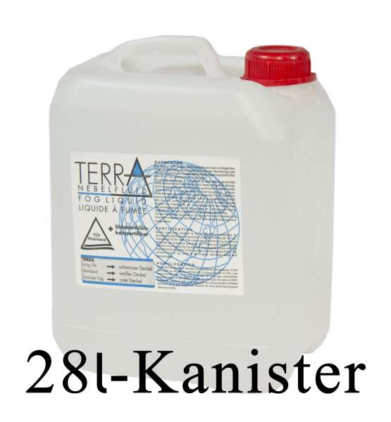 Terra-Nebelfluid B1-L, normal auflösend, 28l-Kanister