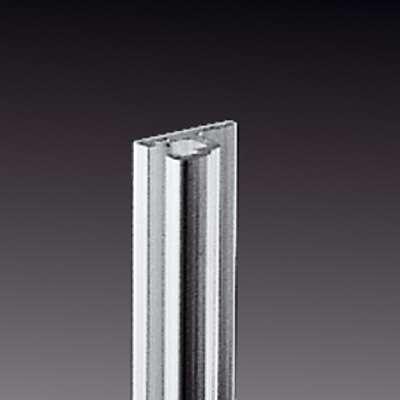 2m Alu Rackschiene, stufenlos Aluminium Rack