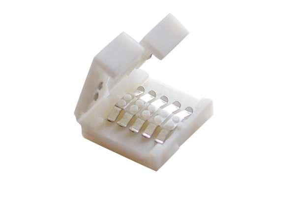12 mm Schnellverbinder Strip-Strip für 12mm RGBW LED-Strips, lötfreie Verbindung