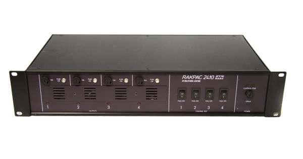 Multiform Rakpac 2410 4x10A Dimmepack Dimmer (2000W pro Kanal)