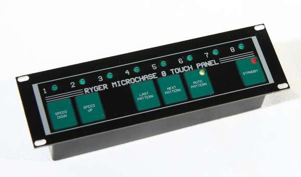 Ryger MICROCHASE 8 8-Kanal-Lauflicht