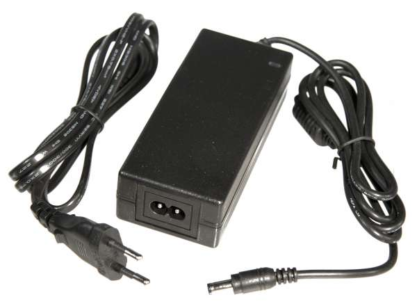 24V 60W DC Netzteil für LED-Strips 2,5A stabilisiert Strip Trafo LED-Stromversorgung