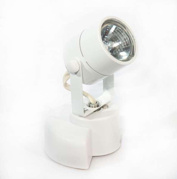 Tondo 1250, weiß, mit Trafo, für Lampe MR 16 bis max. 50W