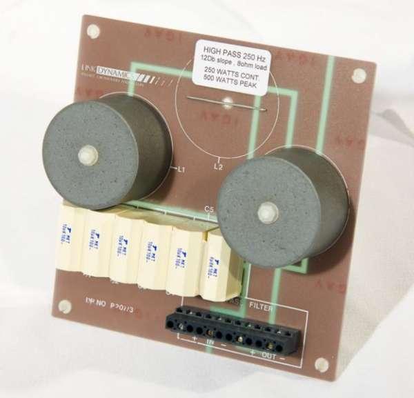 Hi-Pass-Filter LDHP 250