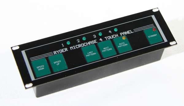 Ryger MICROCHASE 4 4-Kanal-Lauflicht