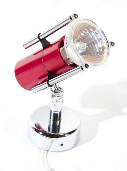 Future Spot TRE, rot, ohne Lampe