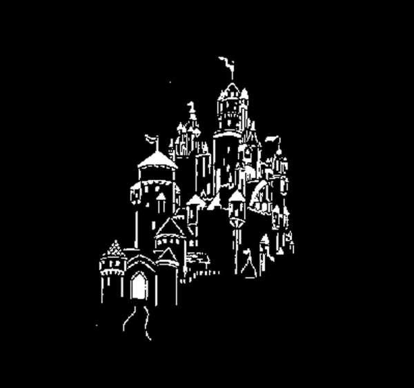 """D-Gobo """"Fantasy Castle"""" Metallgobo"""