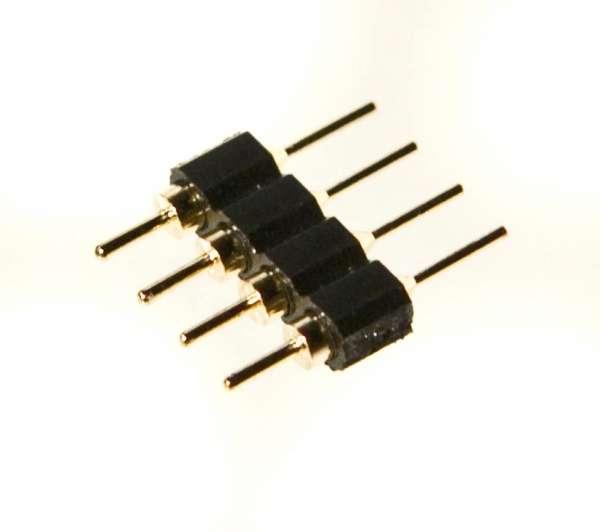 Stecker/Stecker Einsatz Adapter für RGB LED-Strips