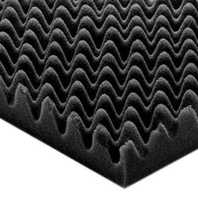 Noppenschaumstoff 30mm, Platte 200 x 100 cm