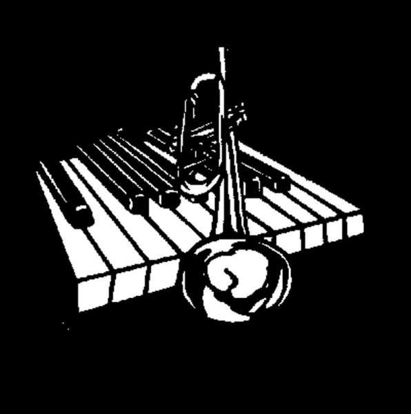 """E-Gobo """"Pianobar"""" Metallgobo"""