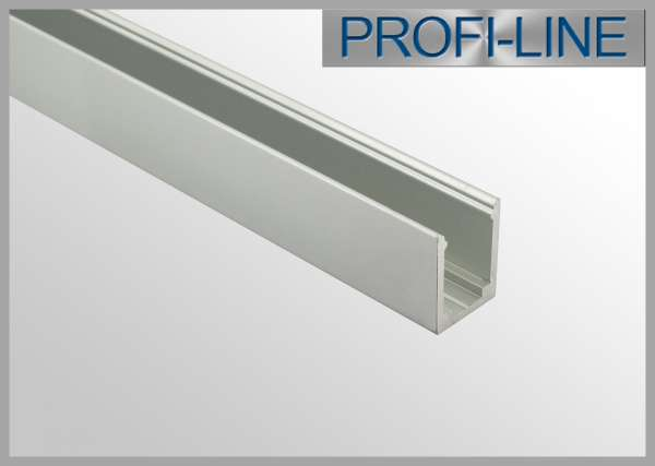1m Alu-Profil für Outdoor IP67 LED Strip NEON-like RGB Flex Tube (Art.-Nr. 107455)