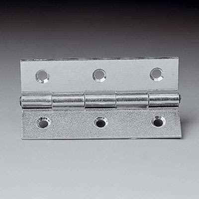 Klavierbandscharnier, mittlere Ausführung, 1,2mm Stahl verzinkt