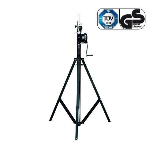 Kurbelstativ bis 4m / max. 85kg LIFT 4085 mit Querträger, TÜV-geprüft