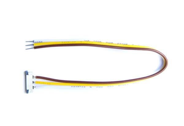 10 mm Schnellverbinder Anschlusskabel, 3-polig für CCT LED-Strips mit 10mm Breite, lötfrei
