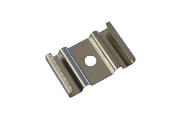 Montageclip / Befestigungsklammer für LED Alu-Kurvenprofil LKP-18, Clip für LED-Leiste
